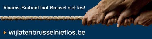 Ontwerp banner Vlaams Brabant