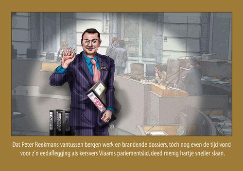 Peter_VlaamsParlement