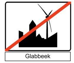 Glabbeek geen windmolen