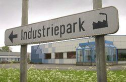 Industriepark bord