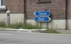 Steenweg tienen diest 2