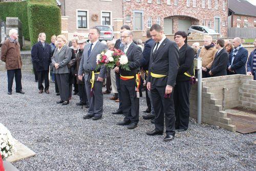 Herdenking 70 jaar slachtoffers WO II Glabbeek 009