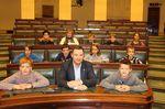 Kindergemeenteraad bezoekt parlement 169