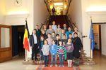 Kindergemeenteraad bezoekt parlement 132