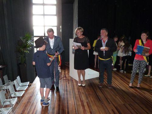 Zesde jaars gemeenteschool diplomauitreiking 3