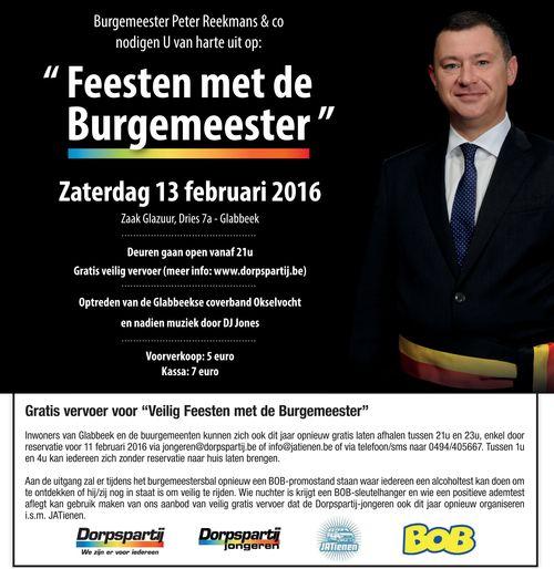 Advertentie feesten met de burgemeester 2016