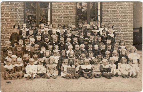 Glabbeek meisjesschool 1916