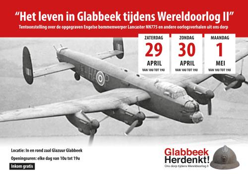 Tentoonstelling WO II Glabbeek