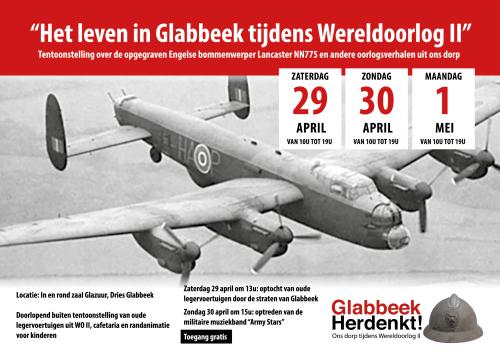 Glabbeek herdenkt advertentie_internet