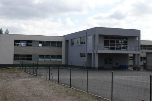 Schoolgebouw gemeente glabbeek