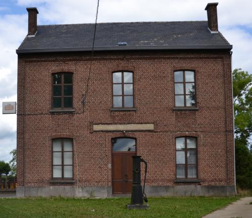 Oud gemeentehuis Attenrode Wever