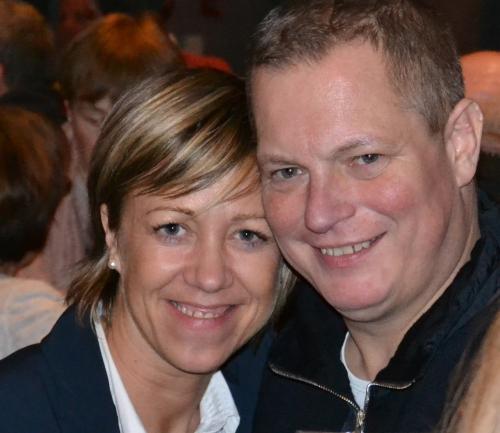 Cindy en Matthias