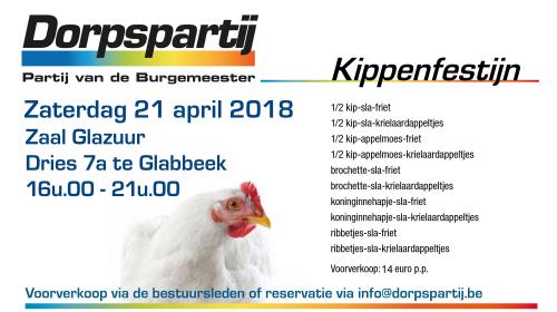 Kippenfestijn 2018