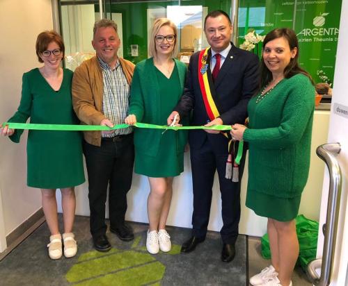 Opening Argenta Glabbeek 29 maart 2018