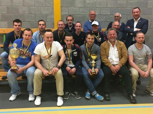 Beker van Brabant minivoetbal Glabbeek 2015