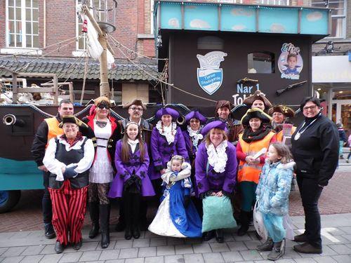 Hilde en carnaval 2016 foto 1
