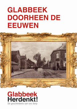 Cover Glabbeek doorheen de eeuwen lage resolutie
