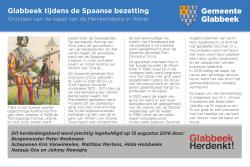 Herdenkingsbord Wever