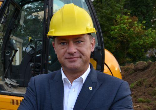 Peter Reekmans Bouwen aan Glabbeek