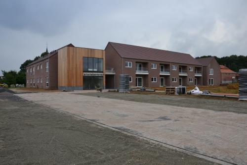 Serviceflats bouw situatie aug 2017 007