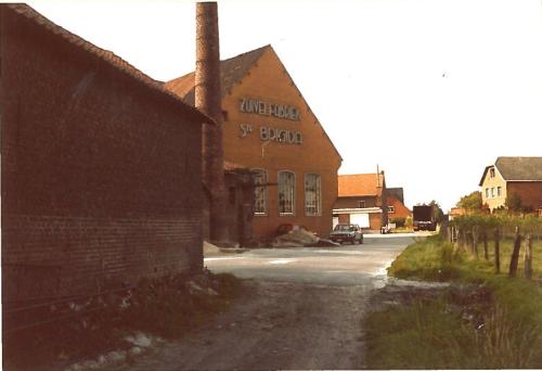 Gemeentehuis Glabbeek 1987 foto 4