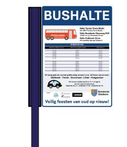 Buspaal Feestbus Glabbeek oud op nieuw b