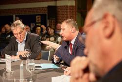 Burgemeester @ debat VOKA foto 1