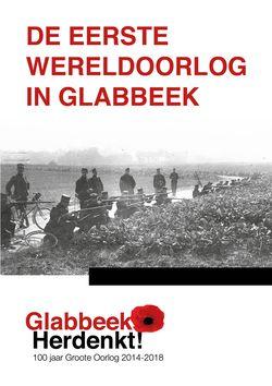 Glabbeek Herdenkt Cover