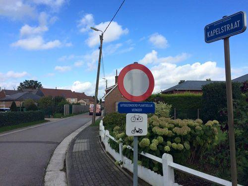 Kapelstraat Bunsbeek