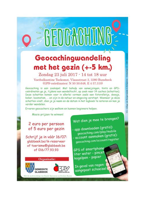 Geocaching 2017