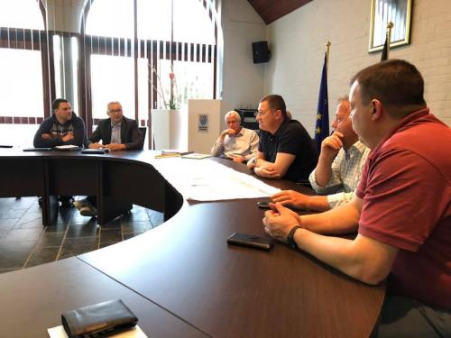 Inspraakvergadering Dorpsstraat Kapellen mei 2018 foto 1