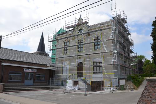 Renovatie pastorij 19 mei 18
