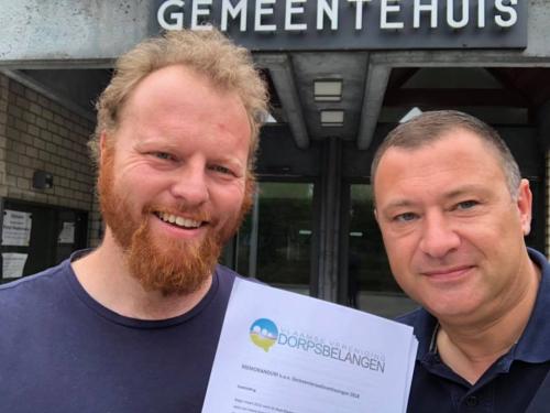 Vlaamse Vereniging Dorpsbelangen memorandum