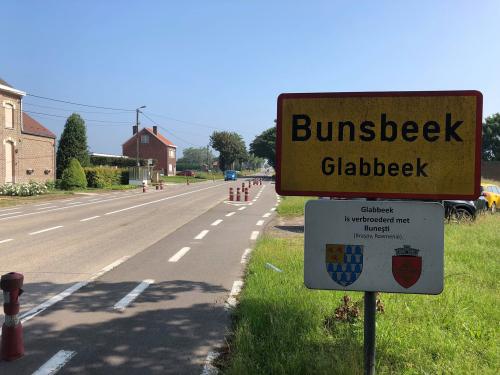 Begin N29 Bunsbeek