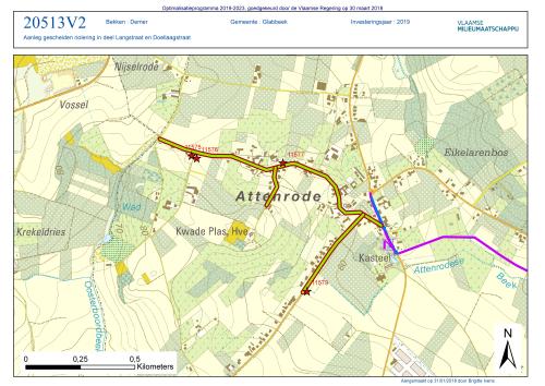 Plan collector Attenrode deel 2