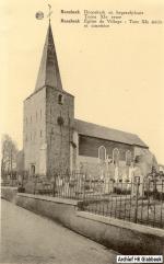 Kerk Bunsbeek oude foto