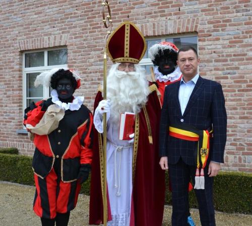 Sinterklaas in Glabbeek