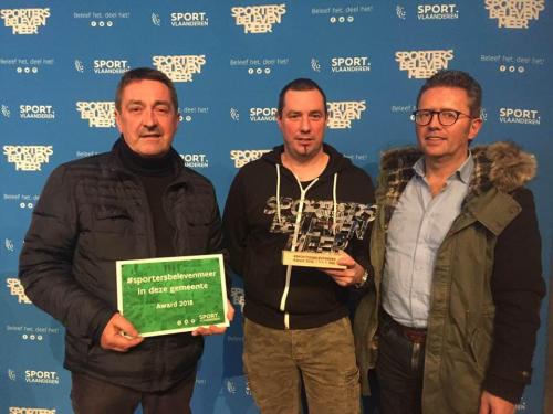 Sportaward gemeente Glabbeek 2018