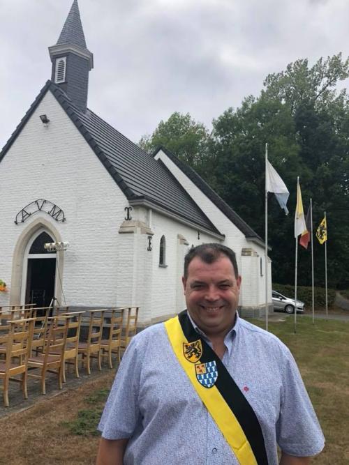 Kris aan kapel Wever