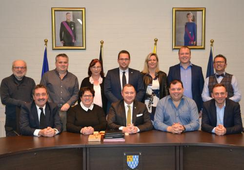 Nieuwe Dorpspartijfractie gemeenteraad
