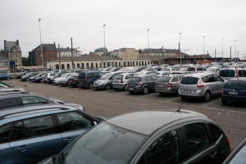 Parking station Tienen