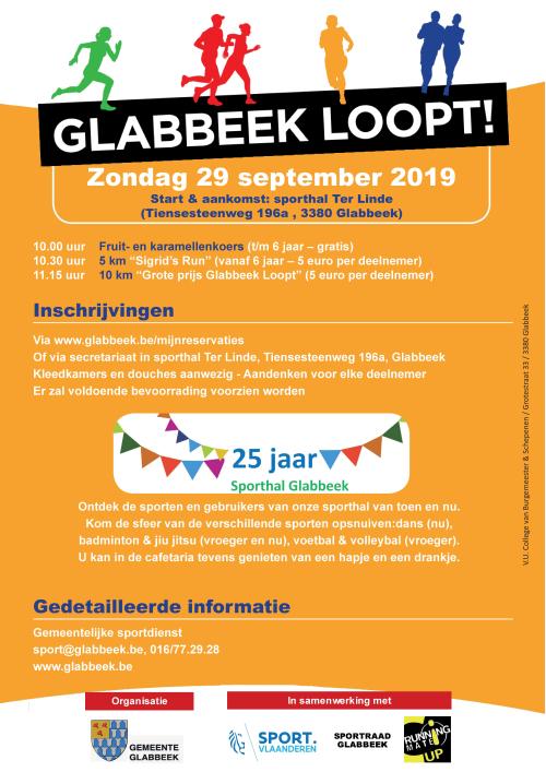 Glabbeek Loopt 2019