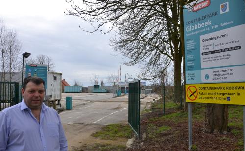 Kris Vanwinkelen containerpark