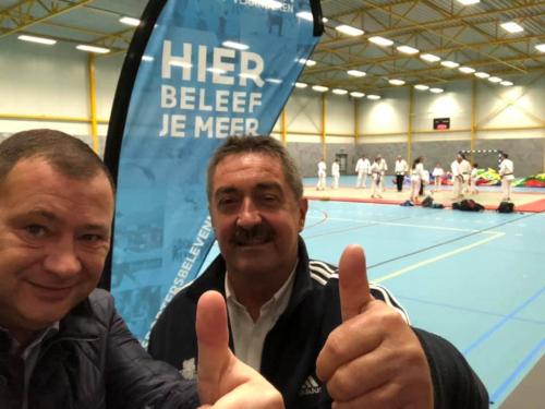 25 jaar sporthal Hans en Peter