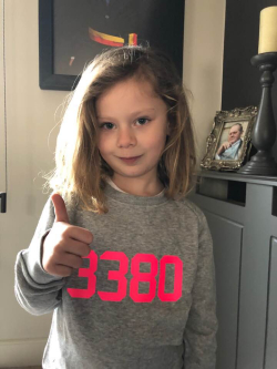 Marie Julie Reekmans start campagne 3380