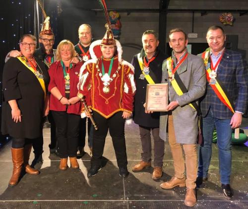 Nieuwe prins carnaval Glabbeek 2019 2020