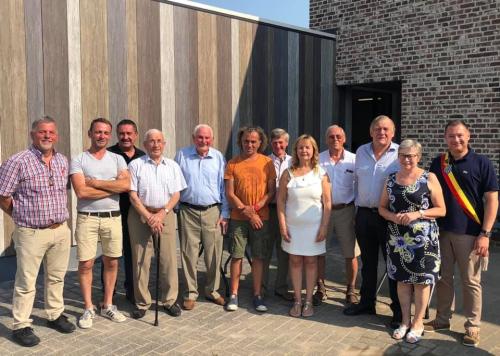 Officiële opening kantoor Watering Het Velpedal