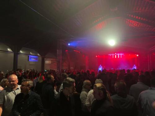 Feesten met de burgemeester 2019 full house