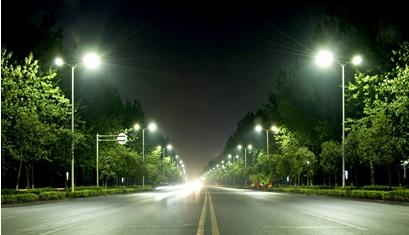 LED-Straatverlichting-besparen-Groene-LED