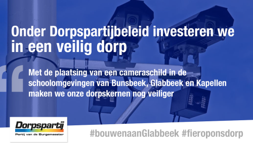 Advertentie camera's